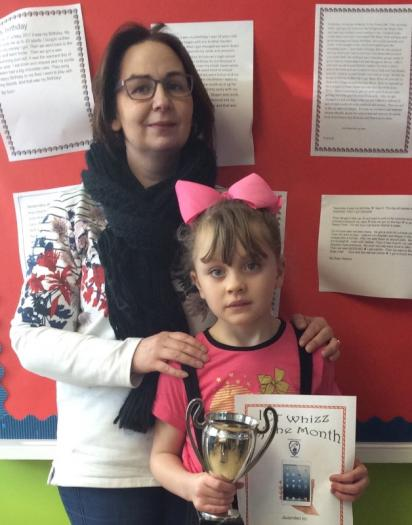 ICT Whizz of the Month